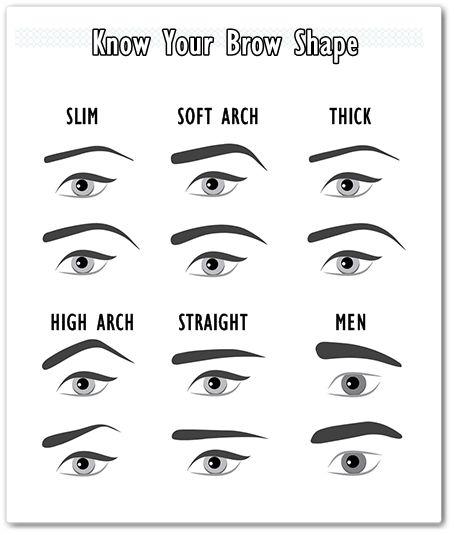 know-your-brow-shape